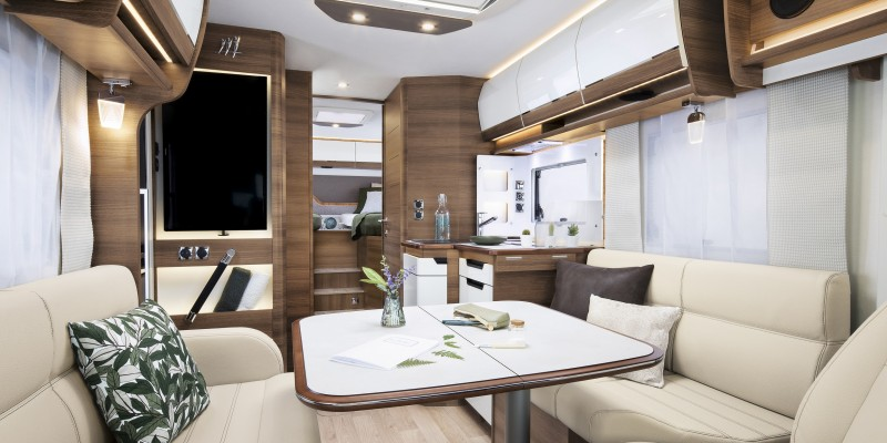 Nieuwste modellen RAPIDO 2021 en  andere voorraadmodellen