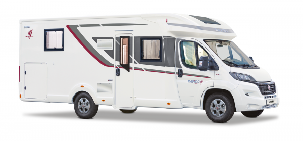 Rapido 696 F   NOUVELLE EDITION 2021 ULTIMATE line