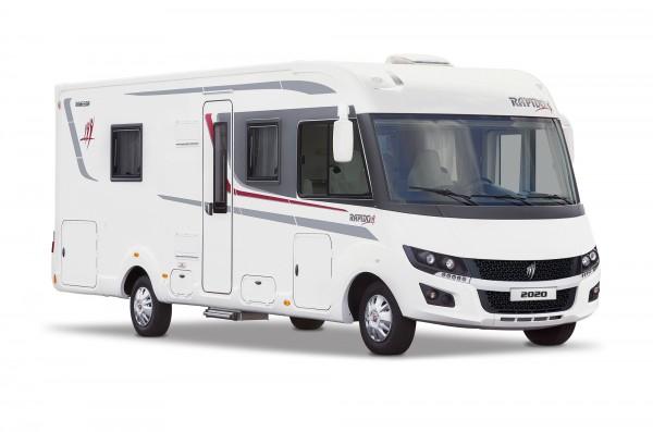 RAPIDO 8065 DF ALDE (verkocht)